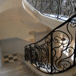 antak-architectes-du-patrimoine-restauration-cage-d-escalier-immeuble-9-allee-turenne-nantes