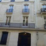 chantier-de-ravalement-facade-realise-par-isabelle-aubert-architecte-au-3-rue-du-général-meusnier-nantes
