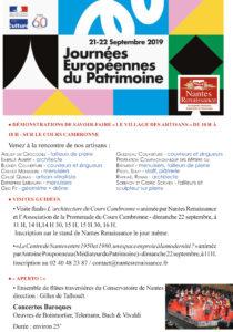 programme-journees-europennes-du-patrimoine-2019-nantes-renaissance-village-des-artisans