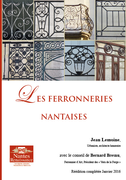 Edition Les Ferronneries nantaises