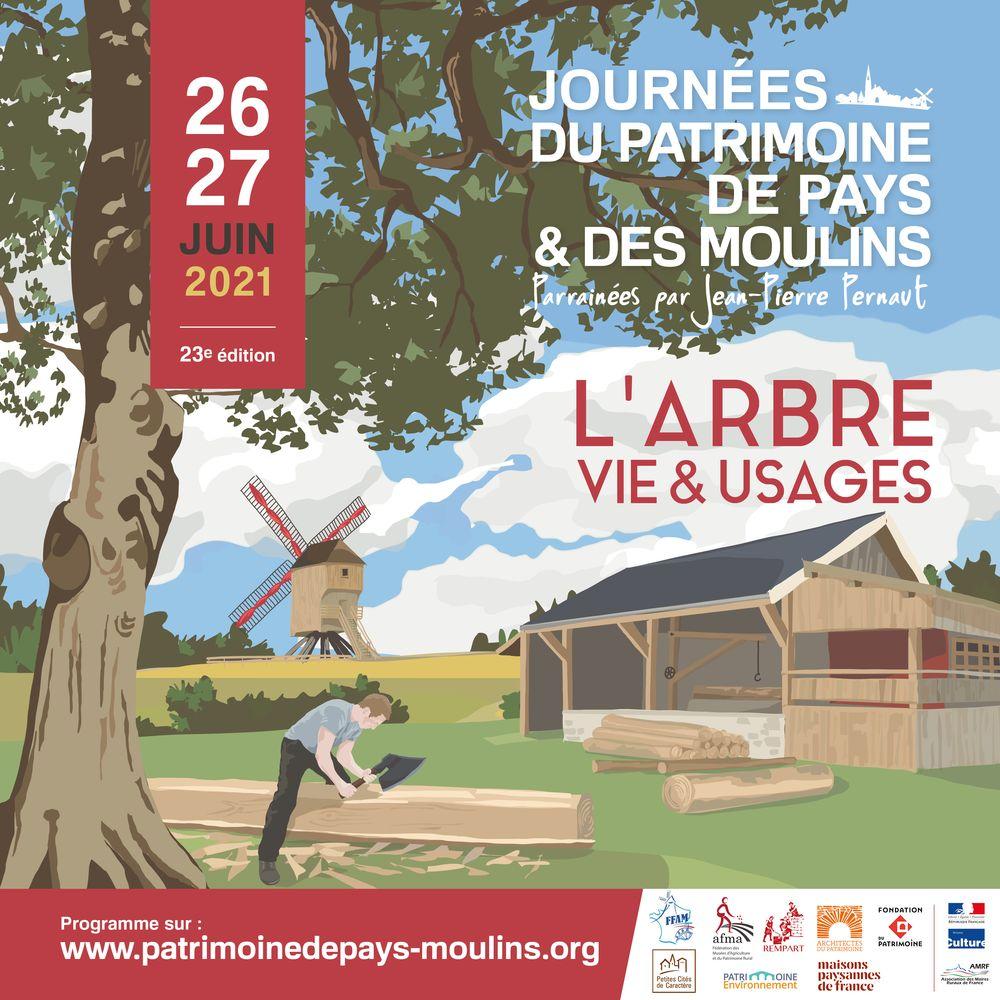 affiche-journees-du-patrimoine-de-pays-et-des-moulins-2021